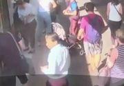 Incident la metrou! Un copil a căzut între peron și tren