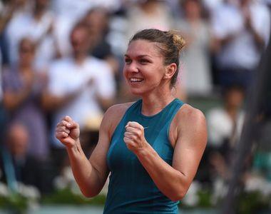 Simona Halep a învins-o pe Mihaela Buzărnescu, scor 6-3, 4-6, 6-2, la Wimbledon