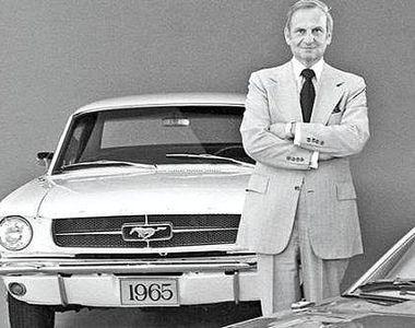 """Tatăl"" automobilului Ford Mustang a murit"