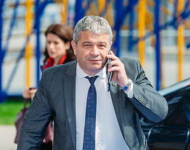 DNA solicită Senatului ridicarea imunităţii fostului ministru al Sănătăţii Florian Bodog