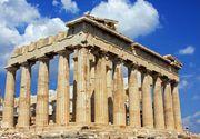 Acropola de la Atena, închisă din cauza unui val de căldură