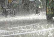 Ploi torențiale. Anunțul de ultimă oră al meteorologilor