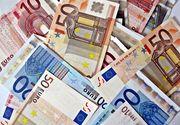 După căderea de ieri, azi, EURO a crescut