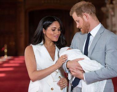 Fiul prinţului Harry, botezat sâmbătă. Regina Elizabeth II nu va participa la eveniment
