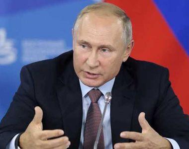Putin cere UE să renunțe la sancțiunule impuse Rusiei. Reacția Italiei