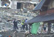 VIDEO | Codul portocaliu de inundații a adus parcă Apocalipsa în România
