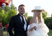 VIDEO | Alina Ceușan, nuntă de poveste. Cum a petrecut cea mai urmărită femeie din online-ul românesc