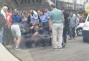 O tânără polițistă a fost lovită pe trecerea de pietoni, în centrul Bacăului