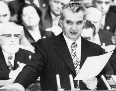 Ce salariu avea Nicolae Ceaușescu. Suma exactă, dezvăluită de ministrul de Finanțe din...