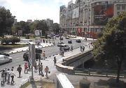 Scene incredibile în centrul Capitalei: Supărat că a pierdut la jocurile de noroc, a agresat mai multe persoane - VIDEO