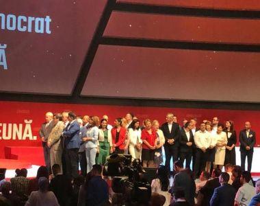 Congresul PSD pentru desemnarea candidatului la prezidenţiale va avea loc în 3 august