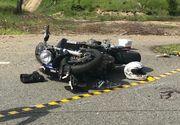 O motociclistă de 24 de ani și-a pierdut viața într-un cumplit accident pe Autostrada București-Ploiești