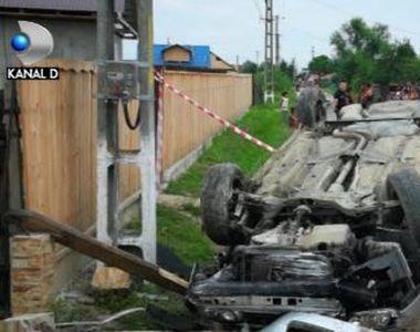 VIDEO | Răsturnare de situație în cazul copilului mort în accidentul din Vaslui. Cine...