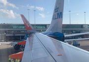 Accident aviatic pe aeroportul din Amsterdam: Două avioane au intrat în coliziune