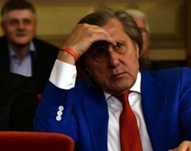 Ilie Năstase, condamnat definitiv la închisoare
