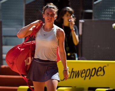"""Simona Halep a făcut spectacol în faţa ziariştilor la Wimbledon: """"E prima oară când..."""