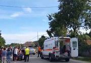 Tot mai multe victime din cauza neatenției la volan. Un băiat de 12 ani şi un bătrân și-au pierdut viața, iar o fată este în stare grav rănită la spital