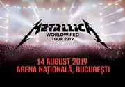 O nouă serie de bilete la concertul Metallica de la București, puse în vânzare