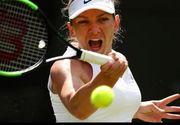 Simona Halep s-a calificat în finala de la Wimbledon
