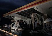 VIDEO | Tragedie în Grecia: O turistă româncă şi copilul ei, morţi într-o furtună în regiunea Halkidiki