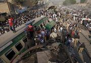 Cel puţin nouă morţi şi zeci de răniţi în Pakistan, în urma unei coliziuni între două trenuri