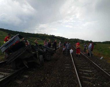 Maşina implicată în accidentul feroviar era radiată şi circulaţie, iar bărbatul aflat...