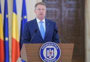 Decizie de ultimă oră a președintelui Klaus Iohannis