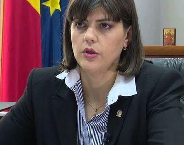 Laura Codruța Kövesi, singură în cursa pentru șefia Parchetului European. Ce s-a...