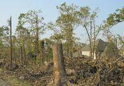 O nouă tornadă face dezastru