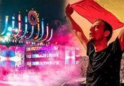 VIDEO | Surpriza uriașă a lui Armin Van Buuren pentru fanii Untold