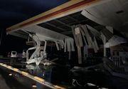 Românul rănit în urma furtunii din nordul Greciei este adus în ţară cu o ambulanţă