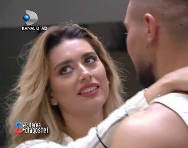Ana-Maria de la Puterea Dragostei, reacție neașteptată după ce Bogdan Mocanu i-a...
