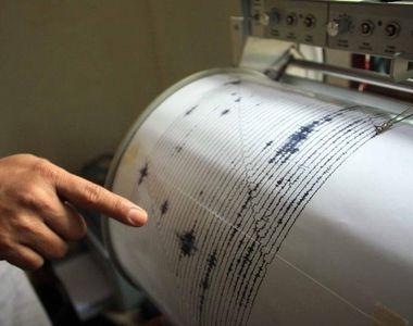 Cutremur puternic de magnitudinea 7,3 Insula indoneziană Halmahera, în arhipelagul...