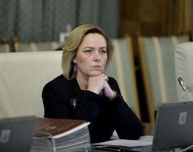 Carmen Dan, prima reacție după ce a demisionat de la Ministerul Afacerilor Interne:...