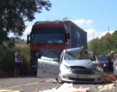 Doi români au murit într-un accident în Bulgaria: Familia se întorcea din vacanţă