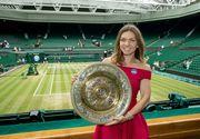 Simona Halep îi plăteşte un impozit uriaş Reginei Angliei!  I se va reţine aproape jumătate din premiul de 2,35 milioane de la Wimbledon!