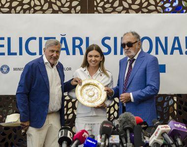 Simona Halep a revenit în țară! Imaginile de aur ale tenisului românesc: Marea...