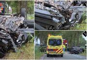 Un român a murit în Olanda într-un accident cumplit