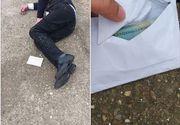 Un bărbat a fost găsit căzut pe stradă, în Reșița, cu un plic de bani lângă el! Este teribil ce i s-a întâmplat