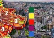 VIDEO | Bucureștiul este cel mai zgomotos oraș din țară! Capitala este poluată fonic de traficul infernal