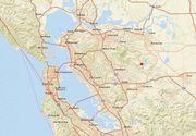 Cutremur de 4,3 în San Francisco