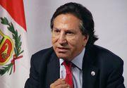 Fostul preşedinte peruvian Alejandro Toledo, arestat în SUA