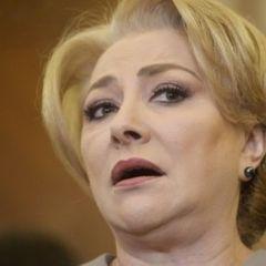 """Viorica Dăncilă, enervată de un jurnalist: Teleorman nu e """"polul sărăciei"""""""