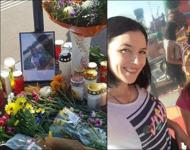 Geanina a căzut pe stradă la Viena și a murit! Avea 30 de ani și o fetiță superbă! Ce a...