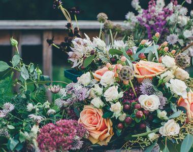 Aranjamente florale de vara, ideale pentru orice fel de spatiu