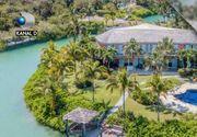 VIDEO | Vacanta pe insula privata