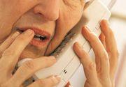 O bătrână din Vaslui a făcut infarct și a murit după ce a fost sunată de un escroc