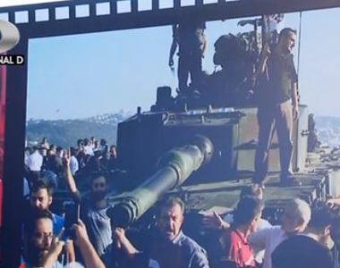 VIDEO | Trei ani de la tentativa de lovitură de stat din Turcia! Cei peste 200 de...