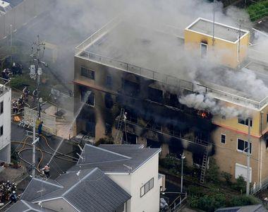 Japonia: Cel puţin 10 persoane au murit după ce un bărbat a dat foc la sediul unui...
