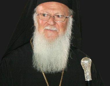 """Cum interpretează Patriarhul Bartolomeu fenomenele meteo extreme! """"Intervențiile..."""